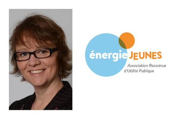 ANNE BECQUET, NOUVELLE DIRECTRICE GÉNÉRALE D'ÉNERGIE JEUNES