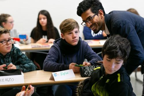 Énergie Jeunes se mobilise pour accompagner les collégiens pendant le confinement